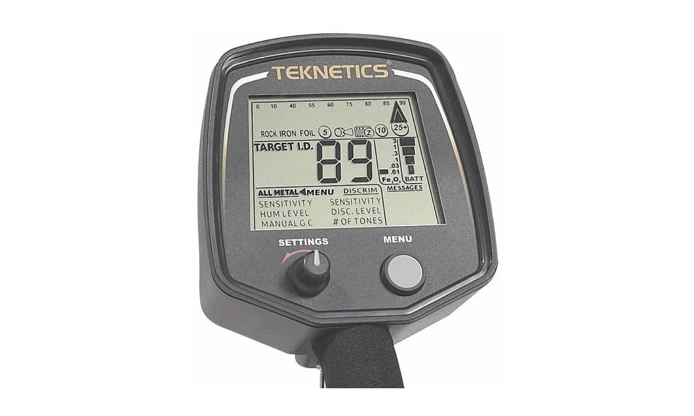 Teknetics T2 PLUS (Tiefensonde)